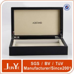 Heavy Duty Foam Insert PU Leather OEM Brand Wallet Box