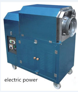 Automatic Gas or Electric Beans and Peanut Roasting Machine pictures & photos