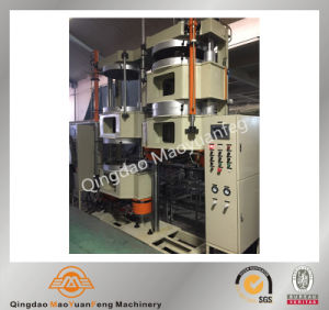 Hydraulic Press Rubber Tire Tyre Curing Machine with BV, SGS, Ce Certification pictures & photos