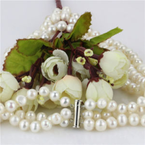 Snh 8-9mm a Simple Pearl Necklace Jewelry pictures & photos