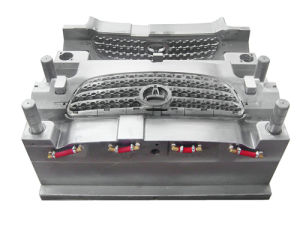 Plastic Injection Mould for Car Cover