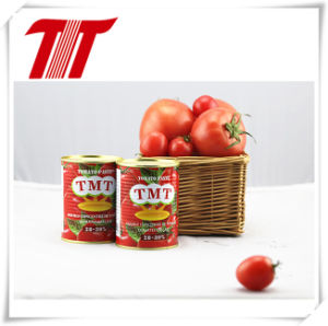 Fresh Tomato Paste with Low Price and High Quality-Tmt Brand pictures & photos