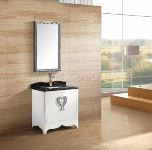 Stainless Steel Bathroom Cabinet (BV2013-060) pictures & photos