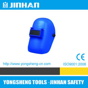 Taiwan Type Welding Helmet Plastic Mask