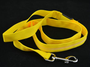 Night Safety Growing Pet LED Flashing Dog Leash