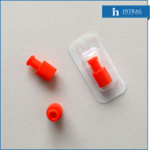 Disposable IV Catheter with Injection Port pictures & photos