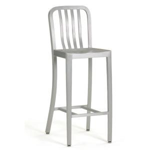Hot Sales Aluminium Navy Barstool (LD-OC00017)