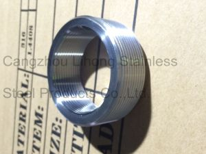 "2"" DIN2999 Stainless Steel Pipe Fitting Halbe Kombimuffe pictures & photos"