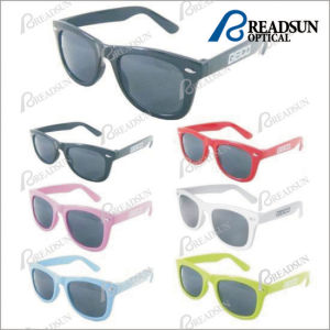 Plastic Sunglasses, Promotion Sunglasses with UV400 /Unisex Sunglasses pictures & photos
