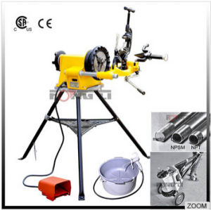 "2"" Electric Pipe Threading Machine/Pipe Threader (sq50D) pictures & photos"