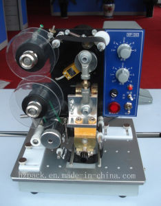 Electric Ribbon Coding Machine Coder pictures & photos