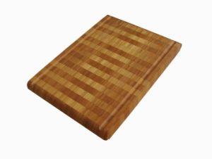 Bamboo End Grain Chopping Board (JD-KC026)