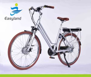 Newest Brushless E-Bicycle Easyland pictures & photos