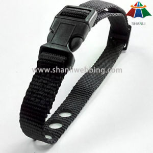 Black Nylon Dog Collar, Dog Training Collar, Customized Dog Collar pictures & photos