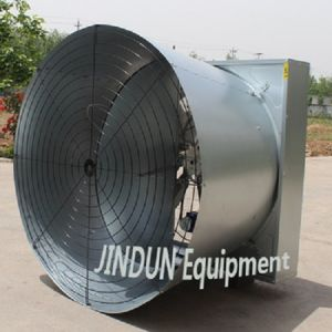 Butterfly Type Exhaust Fan for Livestock, Poultry House