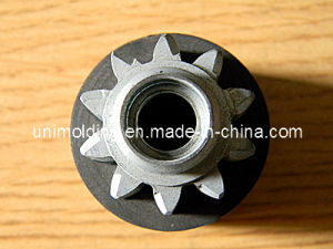 Rubber Part Bonded to Gear/Custom Shaped Rubber Bumper pictures & photos