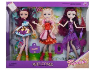 Children 11 Inch Plastic Fashion Toy Doll for Sale (10226287) pictures & photos
