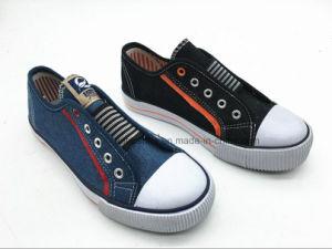 Two Colors Low Cut Fashion Children Sneaker (ET-LH160274K)