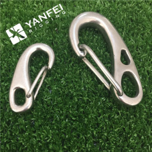 Stainless Steel 304 Egg Shaped Snap Hook pictures & photos