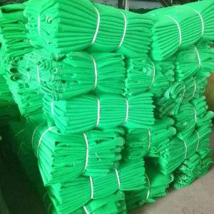Green, Blue, 100% Virgin HDPE Construction Building Safety Barrier Net, Scaffolding (scaffold) Net, Debris Net, PE Shading (shade) Net pictures & photos