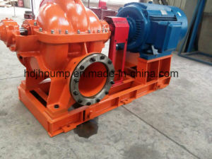 Double Suction Split Case Centrifugal Pump pictures & photos
