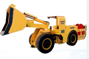 High Quality Diesel/Electric Underground Loader pictures & photos
