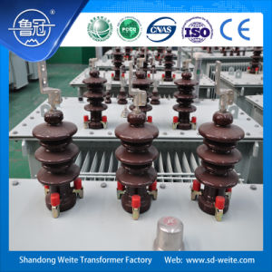 IEC/ANSI Standards, 10kV/11kv Three Phase Distribution Transformer for with OLTC options pictures & photos