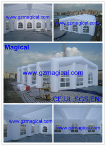 Inflatable Party Event Wedding Cube Outdoor Dome Advertising Exhibition Tent with LED (MIC-606) pictures & photos