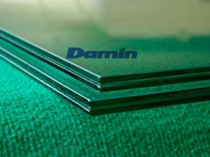 6.38-42.3mm Laminated Glass with Certificate