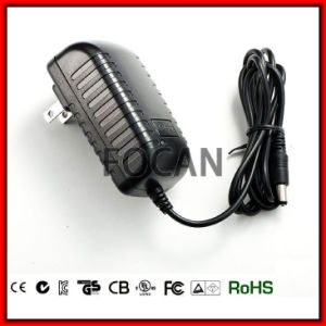 UL Switching Power Supply Adaptor 12V 05A, 0.75A; 1A; 1.2A; 1.5A; 2.0A2.5A; 3.0A; 4.0A; 5.0A pictures & photos