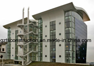 High Standard Aluminum Glass Curtain Wall pictures & photos