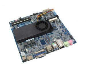 Mini-Itx Mother Board with Intel IVY Brideg Celeron 1037u 1.8GHz pictures & photos