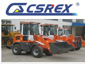 CE 1.5t CS915 Whee Loader with Janmar Engine pictures & photos