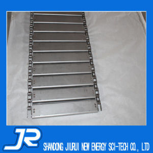 Chip Conveyor Chain Plate Conveyor Belt pictures & photos