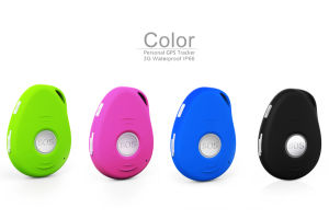 GPS Personal Tracker with Long Battery Lifespan, Built-in Speaker and Microphone pictures & photos