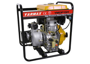 Yarmax 3inch 186f Engine Portable Diesel Water Pump Ymdp20I pictures & photos
