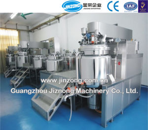 Jinzong Machinery Mixing Machine for Lotions and Body Creams pictures & photos