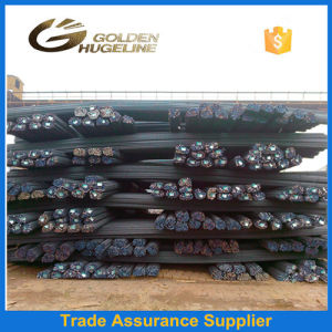 Hot Rolled Screw Thread Steel Deformed Steel Bar pictures & photos