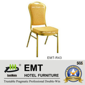 Popular Design Hot Sell Banquet Restaurant Chair (EMT-R43) pictures & photos