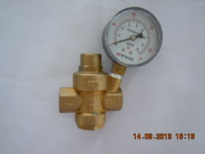 Brass Pressure Reducing Valve for Water (a. 0209) pictures & photos