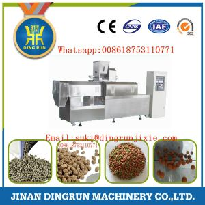 1000kg Floating Fish Feed Extruding Machine, High Quality 1000kg Floating Fish Feed Extruding Machine pictures & photos