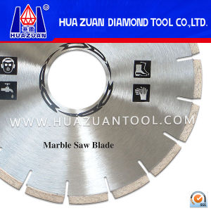 250mm Mable Blade with Size in 42.5/40.5*3*10mm Fan-Type Diamond Cutting Discs for Sale pictures & photos