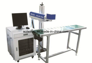 Optical Fiber Laser Marking Machine (Fly mode)