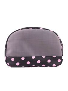 2017 New Fashion Microfiber Cosmetic Bag, Mesh Bag pictures & photos