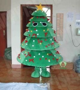 Hi En71 Christmas Tree Mascot Costume