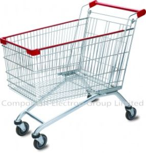 Metal Shopping Trolley, Hand Cart pictures & photos