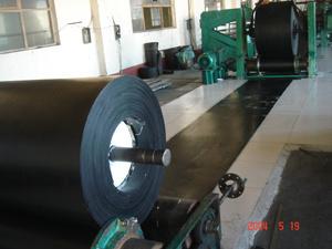 Rubber Fabric Conveyor Belt Press