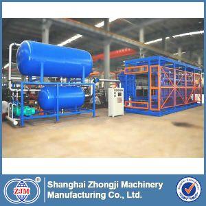 EPS Automatic Vacuum Block Molding Machine (Horizontal Sliding Door) pictures & photos