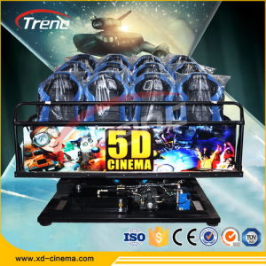 5D Cinema Equipment/3D 4D 5D Cinema Theater Movie System Suppliers pictures & photos