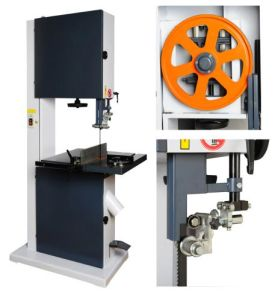 Wood Furniture Making Machine Wood Cutting Cabinet Band Saw pictures & photos